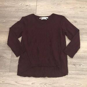 Max Studio 100% wool sweater